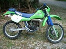 Thumbnail 1989-1994 Kawasaki KDX 200 Service Repair Manual Download