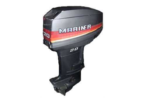 Product picture 1965-1991 Mercury Mariner 2.2 to 40 Hp Outboard 2 Stroke